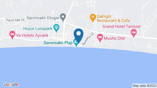 Isik Otel Map