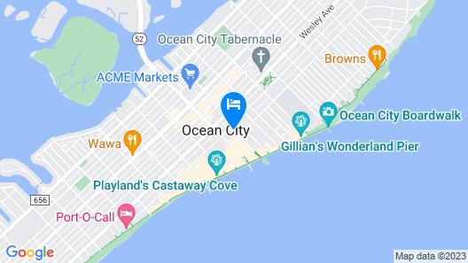 Oc709 Moorlyn Terrace-1 Map