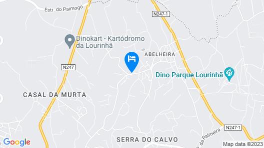 Carina Villas Map