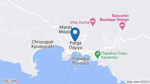 Villa Maria Map