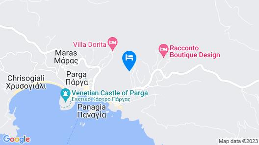 Michaelangelo Map