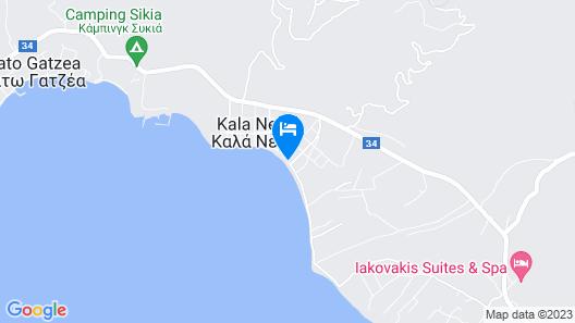 Minelska Resort Map