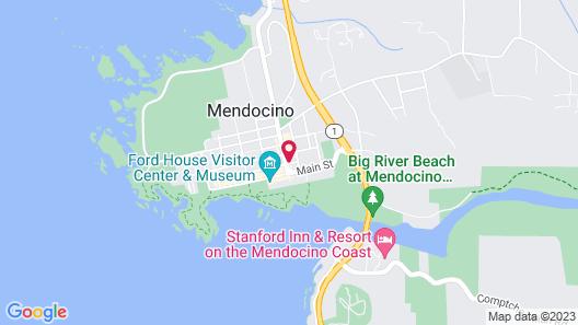 Seagull Inn Map
