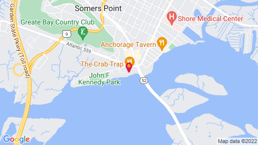 Pier 4 Hotel Map