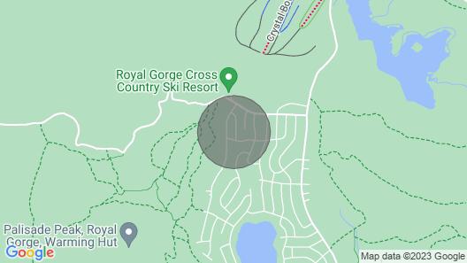 The Lodge at Serene Lakes Map