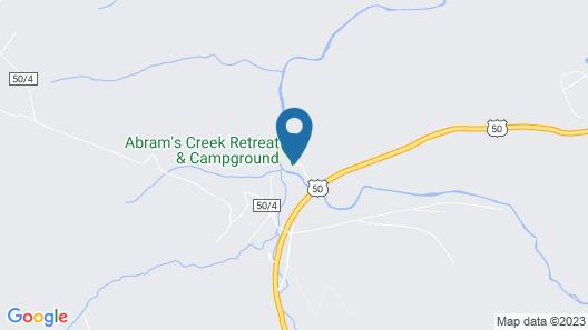 Abrams Creek Center Map