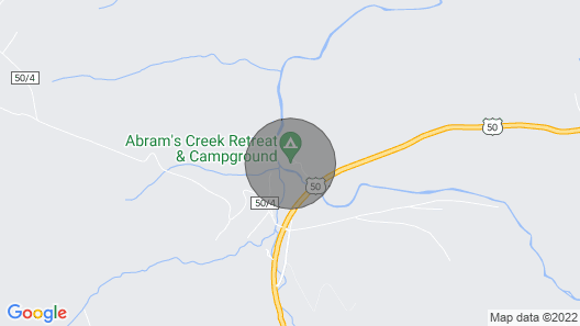 Recharge With the Family- Rustic Cabin W/ Electricity Nestled Near Abrams Creek Map