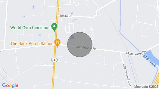 Exquisite Living, Exclusive Location Map