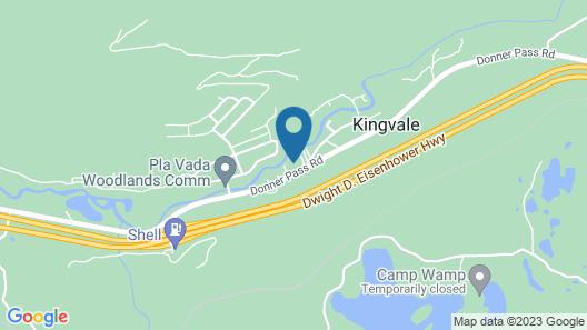 Kingvale Lodge Map