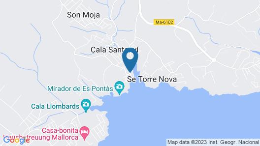 Hotel Pinos Playa Map