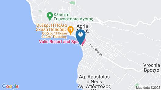 Valis Resort Map
