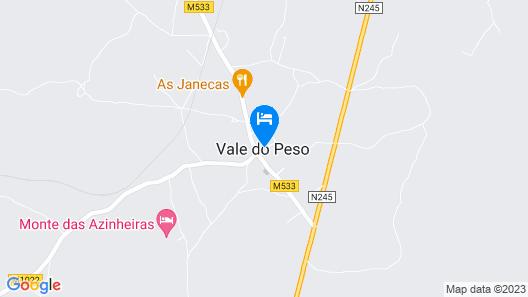 Casa do Peso Map