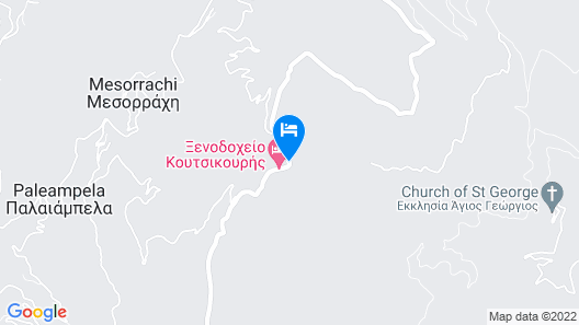 Koutsikouris Hotel Map
