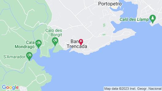 Iberostar Club Cala Barca - All Inclusive Map