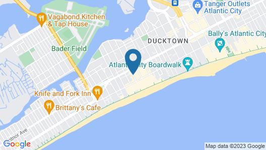 Chelsea Pub & Inn Map
