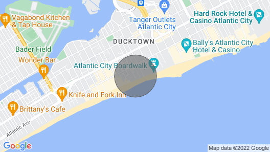 2nd House From the Beach! Just Renovated! Map