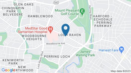 Bold and beautiful Map