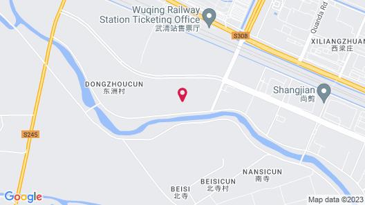 Holiday Inn Tianjin Wuqing, an IHG Hotel Map