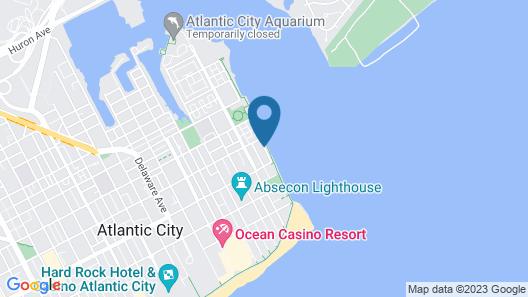 Flagship All-Suites, a fantaSea Resort Map