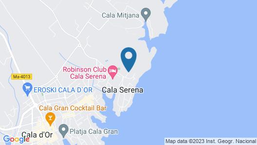 Serena Sol Map