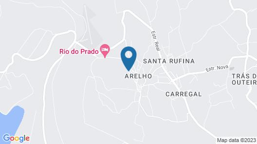 Rio do Prado Map