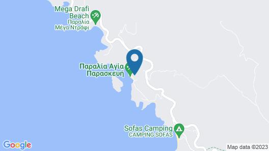 Prima Vista Boutique Hotel & Spa Map