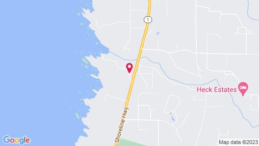 Pine Beach Inn Map