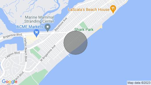 Direct Beach Access, Ocean & Beach Views, Beautiful Property, Walkable Location Map