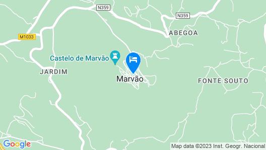 Hotel El-Rei Dom Manuel Map