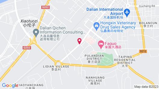Yugang Zhizun Hotel Map