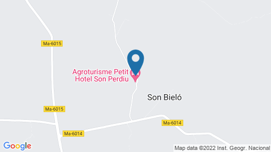 Agroturismo Son Perdiu Map