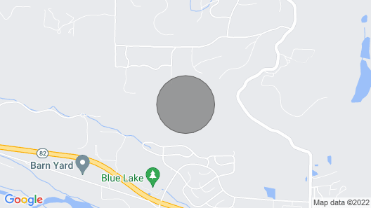 Sunrise Mountaintop Luxury Getaway W/ Hot Tub Map