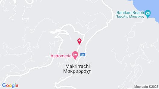 Astromeria Hotel Map
