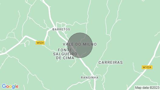 Holiday Apartment - Marvão Map
