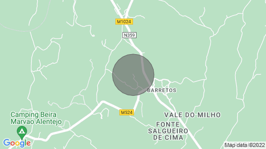 Grandmother's House - Marvão Map