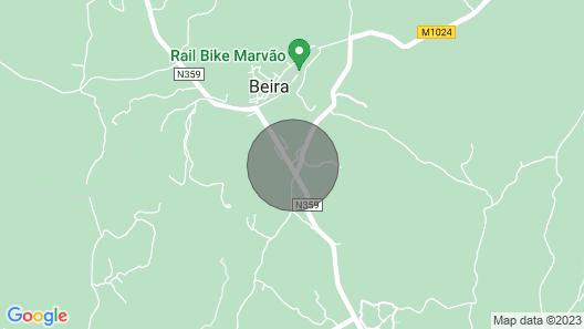 Tapada da Beirã - Private Room in House Map