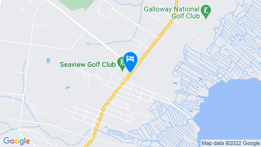 Seaview Hotel, a Dolce by Wyndham Map