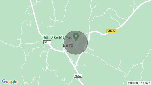 Trainstation House, Marvao Map