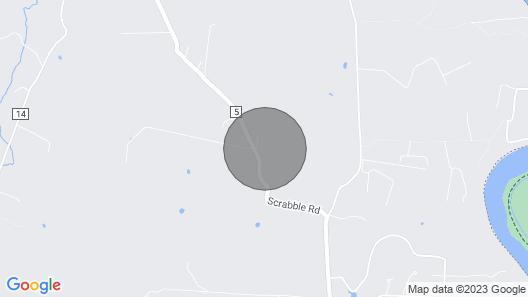 Cottage in Shepherdstown Map