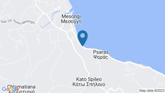 Ionian Eye Map