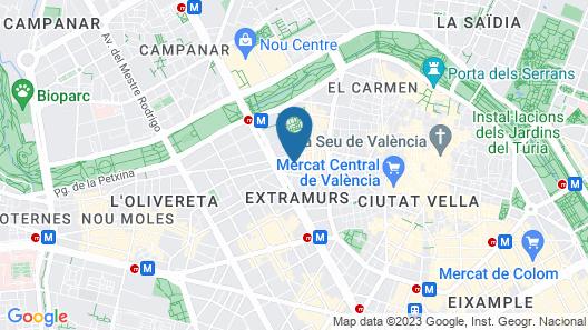 YOU & CO. J. Botánico Boutique Map