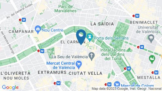 Flatsforyou Carmen Map
