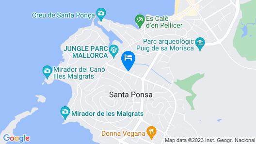 Casa Padrino,  Piscina Privada, WiFi, Cerca de la playa Map