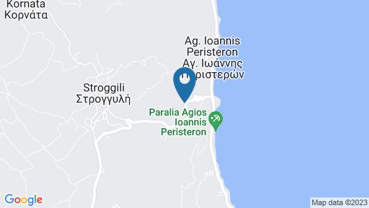 MarBella Corfu Map