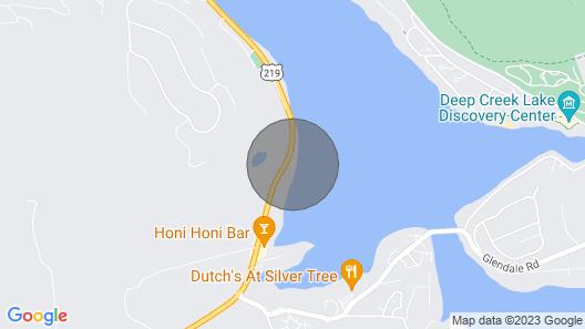 206a - Lakefront Efficiency Condo, Indoor Pool Access! Map