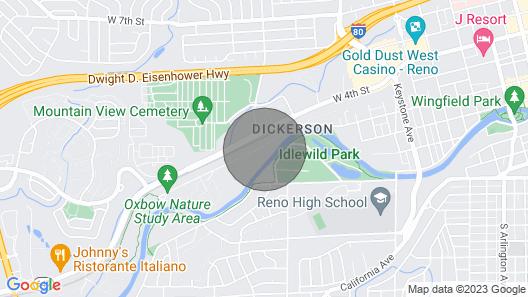 Riverfront Escape Map