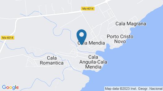Insotel Cala Mandía Resort & Spa - All Inclusive Map