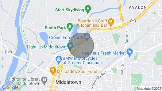 Pigeon Forge - Mountain Mist - 2 Bedroom - Sleeps 6 Map