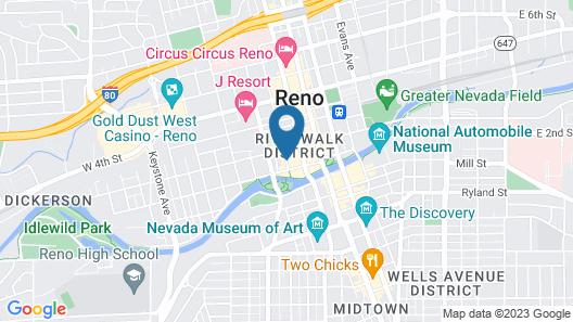 Plaza Resort Club Map