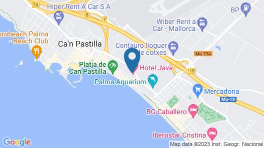 Alua Leo Map